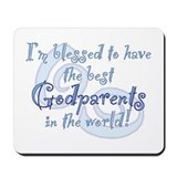 Blessed Godparent BL Mousepad