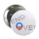 Election 2012: BEND Over 2.25&quot; Button