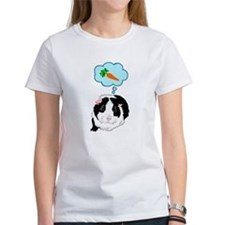 Hungry Piggy (white) T-Shirt