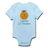 Daddys Little Pumpkin Infant Bodysuit