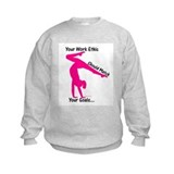 Gymnastics Sweatshirt - Work Ethic
