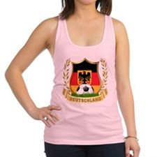germany a.png Racerback Tank Top