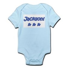Jackson! Infant Creeper