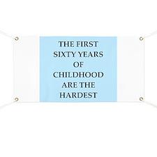 birthday joke Banner