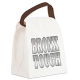 bronx tough.png Canvas Lunch Bag
