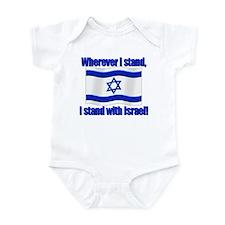 Wherever I stand! Infant Creeper