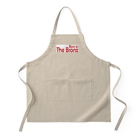 Born in The Bronx BBQ Apron