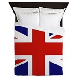 British flag Queen Duvet