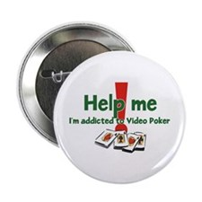Video Poker Button