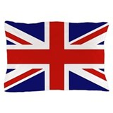 British flag Pillow Cases
