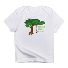 Tarzan need Jane Infant T-Shirt