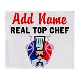 BEST CHEF Throw Blanket