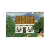Storm Cottage 2 Magnets (10 pack)