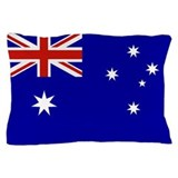 Australian flag Pillow Case