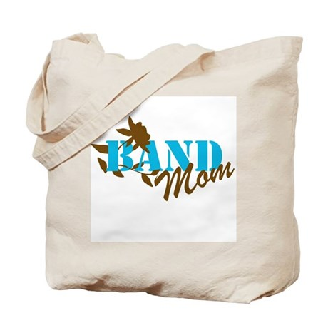 Band Mom Tote Bag