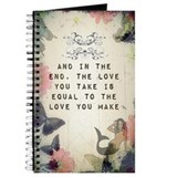 Vintage_Chick The Love You Make Journal