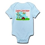 Daddy's Little Helper Infant Creeper
