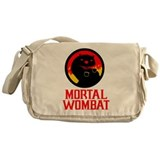 Mortal Wombat Messenger Bag