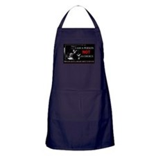 Pro-Life Have A Heart Don't Stop one Apron (dark)