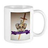 Revealing the Royalty Logo Small Mug