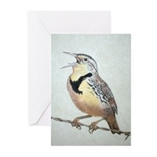 Meadowlark Greeting Cards (Pk of 10)