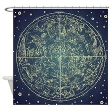 Zodiac Shower Curtain