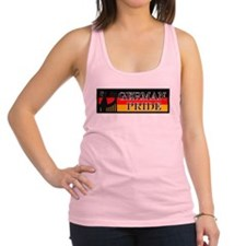 germanpridebumper.png Racerback Tank Top