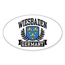 Wiesbaden Germany Decal
