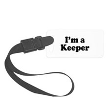 Keeper: Luggage Tag