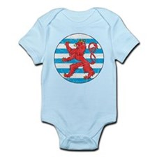 Luxembourg Roundel Infant Bodysuit