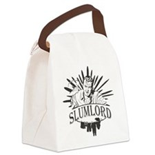 2-lord-dark-texture.png Canvas Lunch Bag