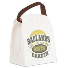 Badlands Canvas Lunch Bag