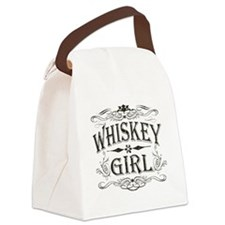 girl-whites.png Canvas Lunch Bag