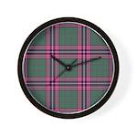 Tartan - Hynde Wall Clock
