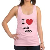 MUD_RUNS222.png Racerback Tank Top