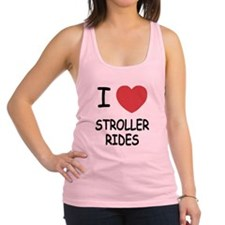 STROLLER_RIDES.png Racerback Tank Top
