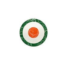 Ivory Coast Roundel Mini Button
