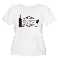 Wine Me Up T-Shirt