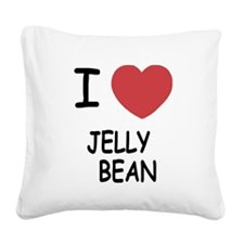 JELLY_BEAN.png Square Canvas Pillow