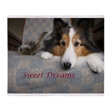 Sweet Dreams Throw Blanket