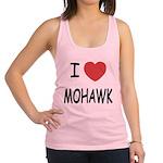 MOHAWK.png Racerback Tank Top
