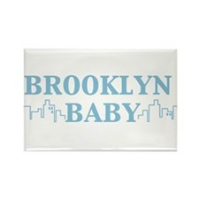 BROOKLYN BABY Rectangle Magnet (10 pack)