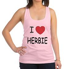 HERBIE.png Racerback Tank Top