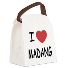 MADANG.png Canvas Lunch Bag