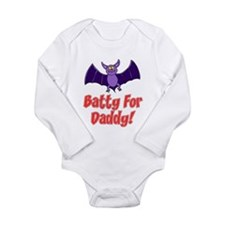Batty For Daddy Baby Outfits