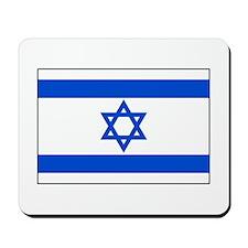 Flag of Israel Mousepad
