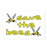 Save the bees - Postcards (Package of 8)
