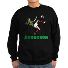 Personalized Soccer Jumper Sweater