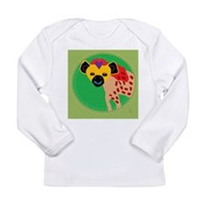 hyena Long Sleeve Infant T-Shirt