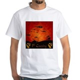 Harvest Moons 1st Cav Past &amp;amp; Present Shirt